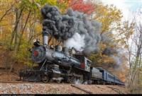 2021205 Autumn Leaf Excursion in Wilmington, DE
